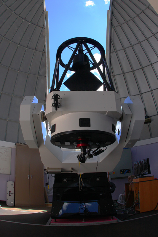 Picture of a Telescope