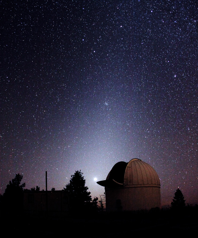A photo of zodiacallight