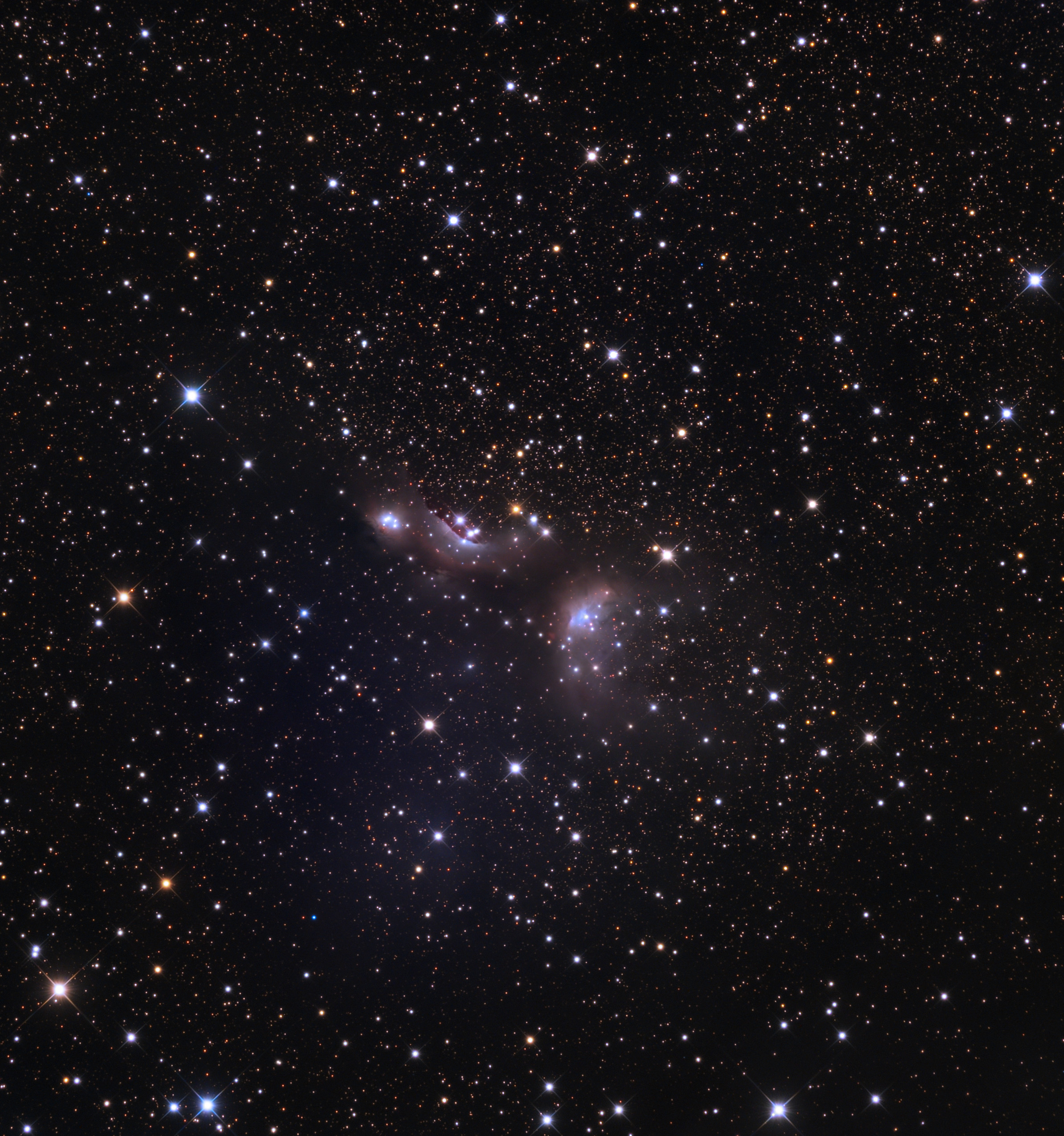 A photo of IC4955