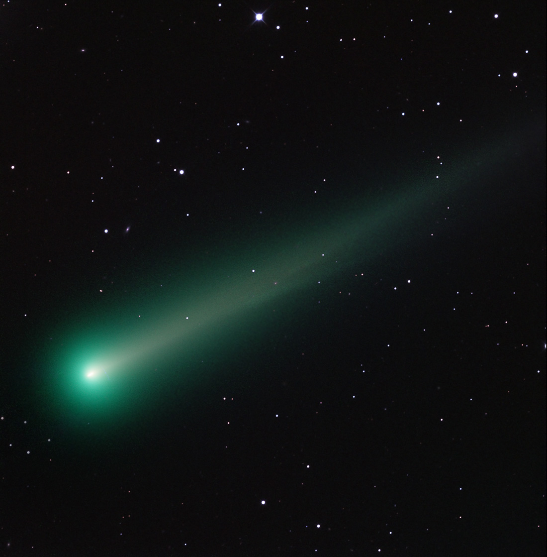 A photo of ison_20131108