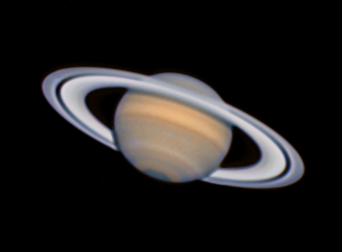 A photo of saturn04222013